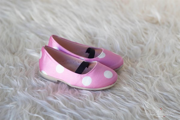 Minnie Mouse Pink Girls Shoes