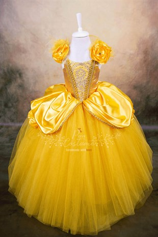 Princess Belle Outfit