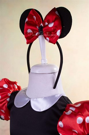 Minnie Mouse Red Hairband