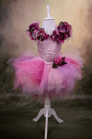 Spring Fairy Costume & Gown