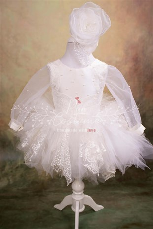 Junior Bridesmaid First Communion Dress | PAN COSTUME