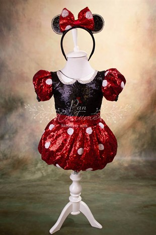 Fancy Minnie Mouse Outfit