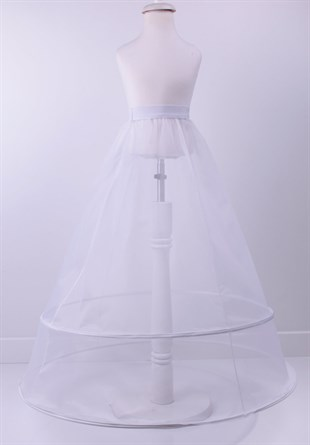 Petticoat With 2 Rings for Kids