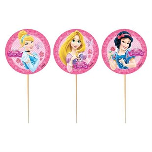 Disney Princesses Party Appetizer Picks Set of 10