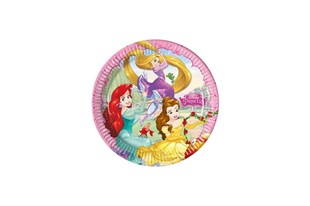 Disney Princesses Disposable Party Plate Set of 8