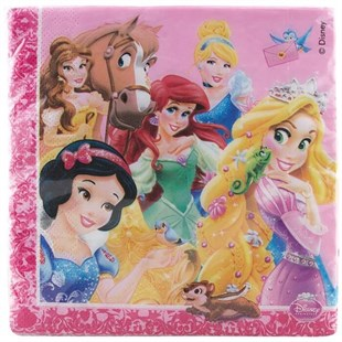 Disney Princesses Party Napkins