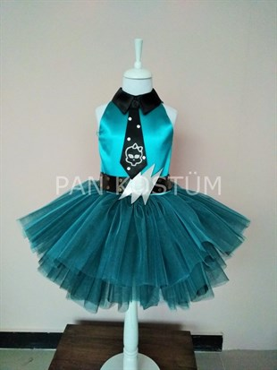 Monster High Tutu Outfit for Girls