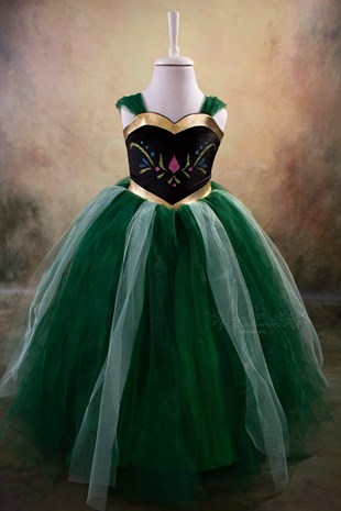 Princess Anna Inspired Dress