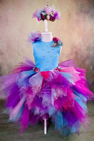 PrincessTwilight Pony Tutu Outfit For Girls