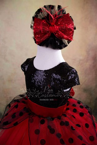 Ladybug Tutu for Toddlers